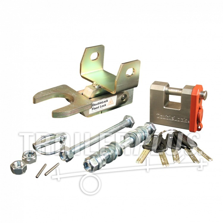 Disselslot, SCM Double Lock type C, MP030407 (025-012)