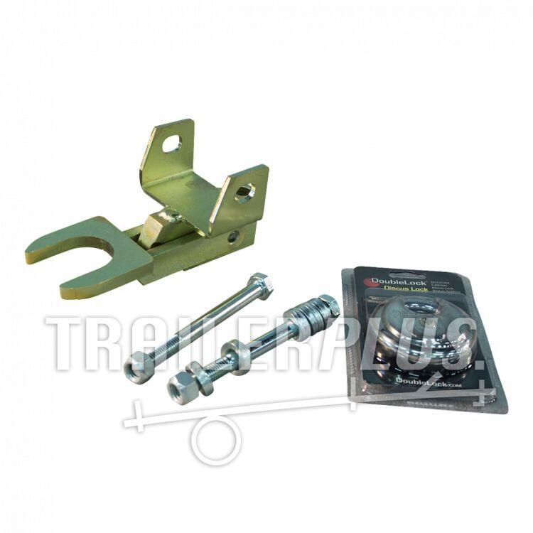 Double Lock vaste montage kruislings ONGEKEURD type C (010-012)