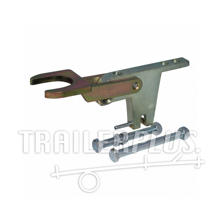 Double Lock vaste montage verticaal ongekeurd type A (010-010)