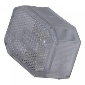 Los glas breedtelicht Aspock Flexipoint 1 WIT 18-8165-027