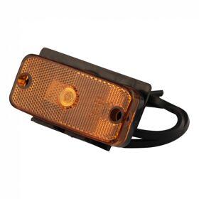 Zijmarkering Radex 915 LED oranje