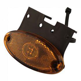 Zijmarkering Aspock Flatpoint LED oranje 31-2369-027