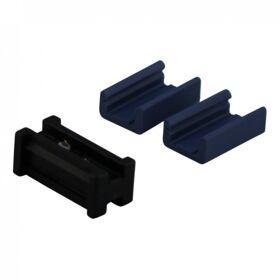 Aansluitblokje, kabelconnector Aspock