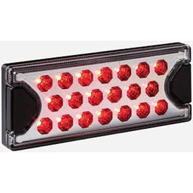 Mistachterlicht LED 12v 24V Aspock miniled 37-7200-000