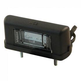 Kentekenverlichting compact LED 12-24v WAS 244 met aansluitkabel