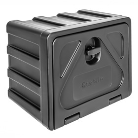 Disselbak/ opbergbox kunststof afsluitbaar Stabilo®-box 500*400*350