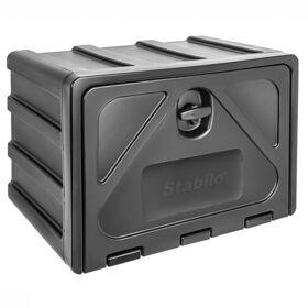 Disselbak/ opbergbox kunststof afsluitbaar Stabilo®-box 600*450*450