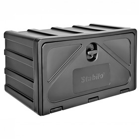 Disselbak/ opbergbox kunststof afsluitbaar Stabilo®-box 800*450*450