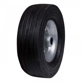 Neuswiel, los wieltje voor `zwaar` 220*70mm