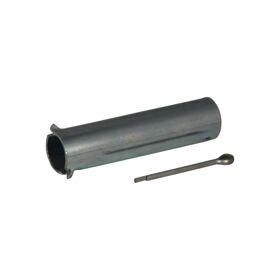 Neuswiel, los asje ø 20mm * 85mm incl. splitpen