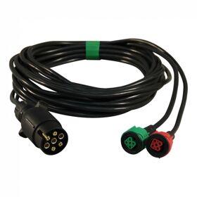 Kabelset Radex 7 polig, 5 meter