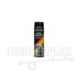 Bitumen spray spuitbus 500ml MoTip