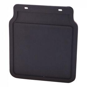 Spatlap PVC zwart