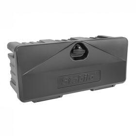 Disselbak/ opbergbox kunststof afsluitbaar Stabilo®-box 750*340*300mm