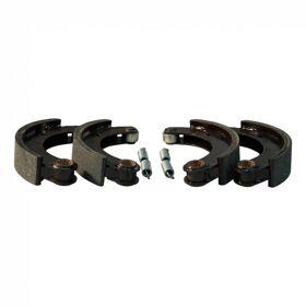 Remschoenset Knott remtype 30-4306 300x60 S-nokken