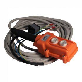 Afstandsbediening 2-knops met kabel OMFB