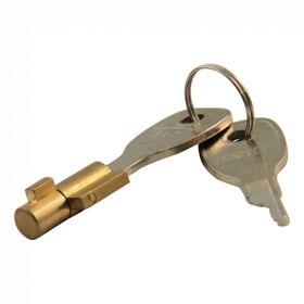 Insteekslot ongekeurd Knott kogelkoppelingen met type N3 handgreep