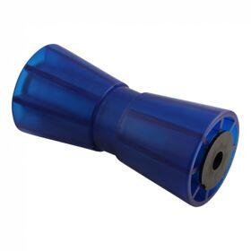 kielrol PVC blauw Ø90mm 194mm Ø17