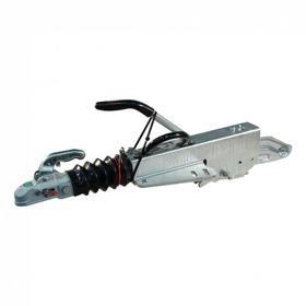 Oplooprem Knott KFGL35-D mechanisch , kogelkoppeling, zonder console