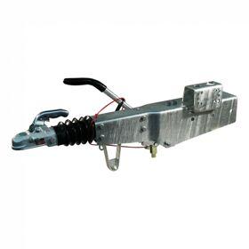 Oplooprem Knott KRV35-A #120 mechanisch , kogelkoppeling, console gelast