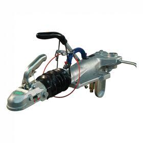 Oplooprem Knott KFG35-D mechanisch , kogelkoppeling, console geribbeld neuswiel