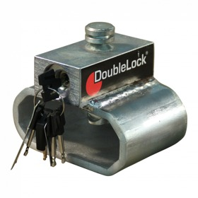 Triangelslot Triangle Lock ongekeurd DoubleLock