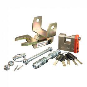 DoubleLock Fixed lock AV50 SCM 1x horizontaal / 1x verticaal (AVONRIDE) M14