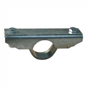 Klempad met beugel Ø60mm verzinkt