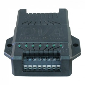 LED processor inbouw 8 kroonsteen DVA