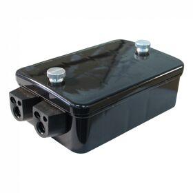 Kabelverbindingsdoos Geka 32-polig , AMP 6,3mm vlaksteker