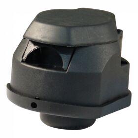 kontaktdoos kunststof 13 - polig met mistlampschakelaar+micro switch
