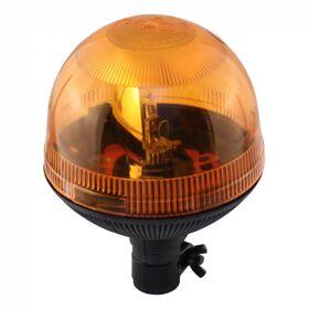 Zwaailamp bol halogeen lamp 24V70W oranje steekbevestiging