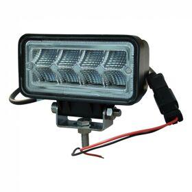 LED werklamp 9-36V 8 x 1,5W 400mm siliconenkabel 9-36V 12Watt