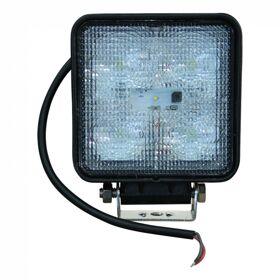 LED werklamp 9-36V 5x3W kabel 400mm