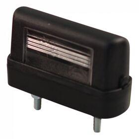 Kentekenlamp Regpoint Small kabeltule aansluiting
