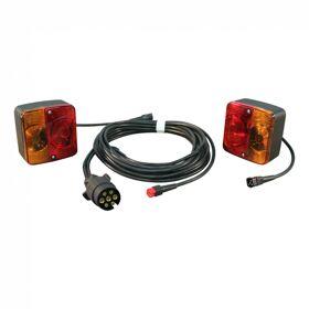 Verlichtingsset Radex serie 3002 stekker 7-polig 5000mm
