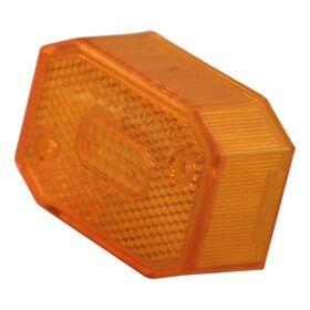 Los glas lampglas Aspöck Flexipoint I oranje