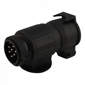 Adapter auto 13-polig (Jäger systeem) - ahw 7-polig