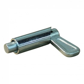 Trekgrendel lasuitvoering pen Ø12 verzinkt