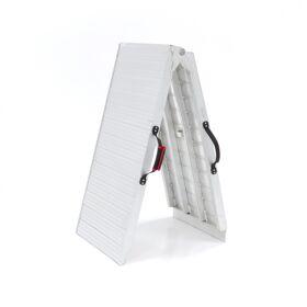 Acebikes oprijplaat opklapbaar aluminium extra breed 2240 x 570