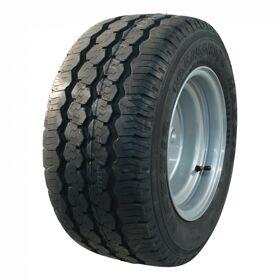 Compleet wiel, 195/55 R10C CR-966 + 6.00Ix10H2 ET-4 60/100/4 98/96 P staal, grijs