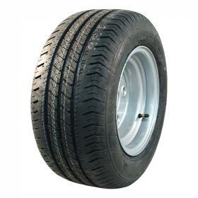 Compleet wiel, velg met band 195/55 R10C R701 M+S + 6.00x10H2 ET-4 94/140/5 98/96 N
