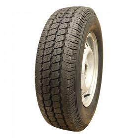 compleet wiel, velg met band 175 R13C Maxmiler X 8PR + 4½Jx13H2 ET30 57/100/4 97/95 N staal, grijs,