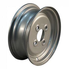 Velg 3.50Bx10H2 ET23,5 60/100/4 staal, grijs,