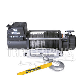 Electrische lier Superwinch Tigershark 9500 SR