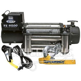 Electrische lier Superwinch Tigershark 11500