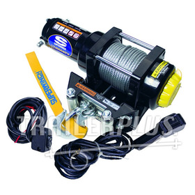 Electrische lier Superwinch LT4000ATV 12V
