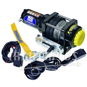 Electrische lier Superwinch LT4000ATV SR 12V