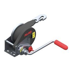 AL-KO veiligheidslier bootlier Basic 450 kg, geremd met lierband 1225300