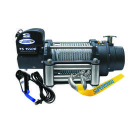 Electrische lier Superwinch Tiger Shark 15500 12V (7031kg) - 1515200